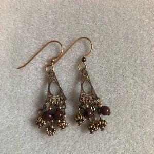 Cute bohemian earrings
